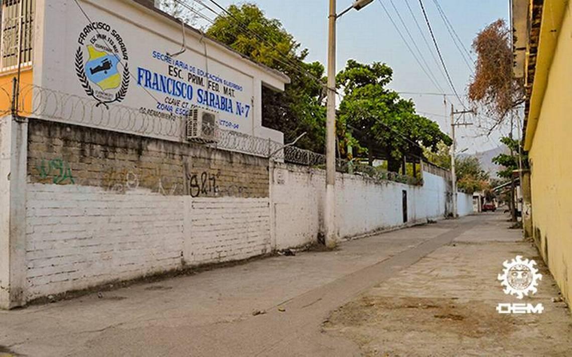 Hallan cuerpo de mujer raptada en primaria de Acapulco; escuela estA? en paro