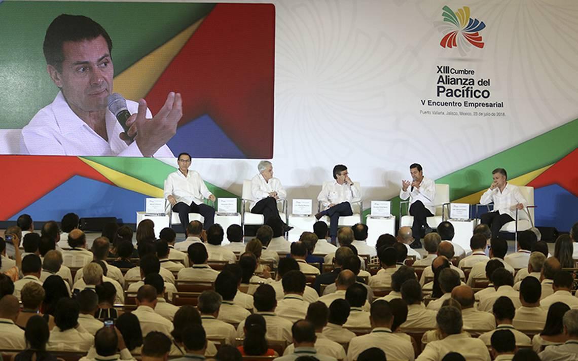 Negociación del TLCAN ha sido álgida, pero ahí estamos: Peña Nieto
