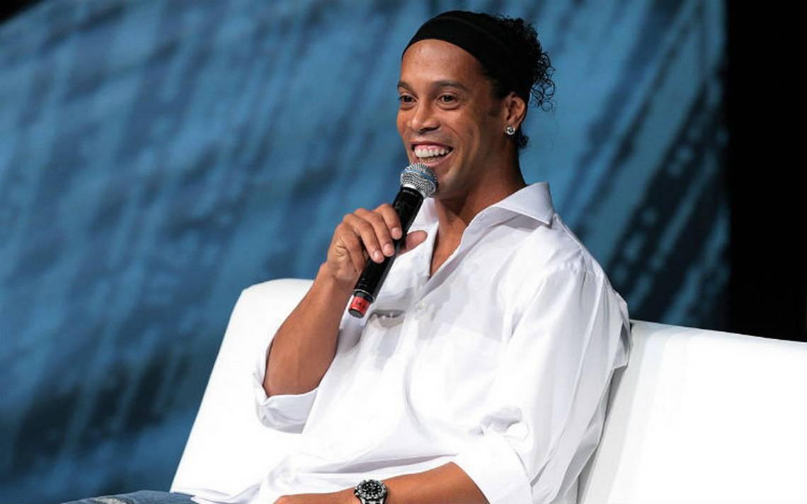Ronaldinho podría ocupar un lugar en el Senado en Brasil