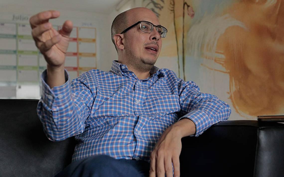 Jorge Volpi, un escritor de 50 años entre claves de sol y fa