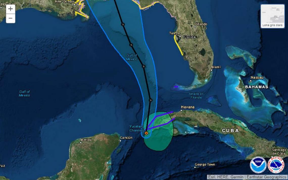 Tormenta Alberto se debilita en camino a Florida, miles de personas evacuan zona costera