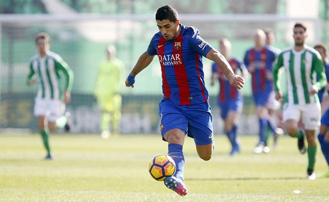 Con gol de último minuto, Barcelona saca empate 1-1 ante el Betis
