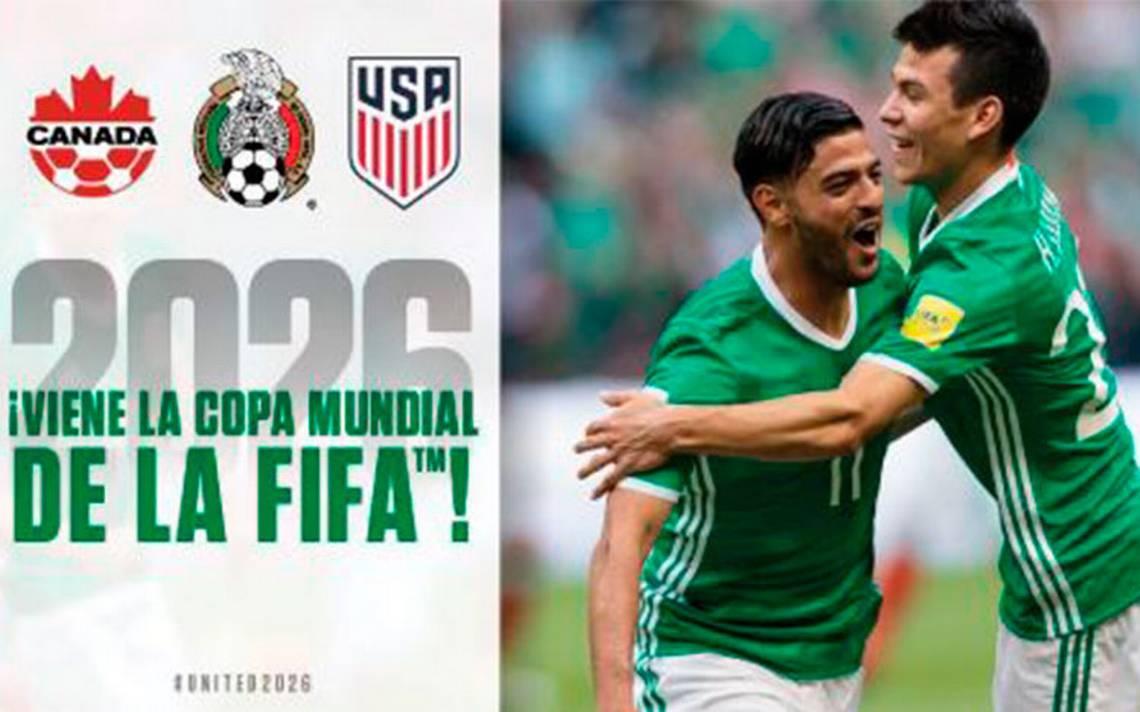 Así reacciona el futbol mexicano sobre el Mundial 2026