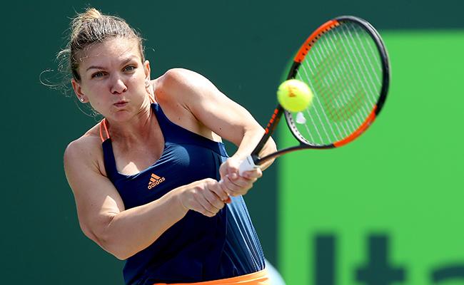 Simona Halep  clasifica a la tercera ronda del Premier Mandatory de Miami