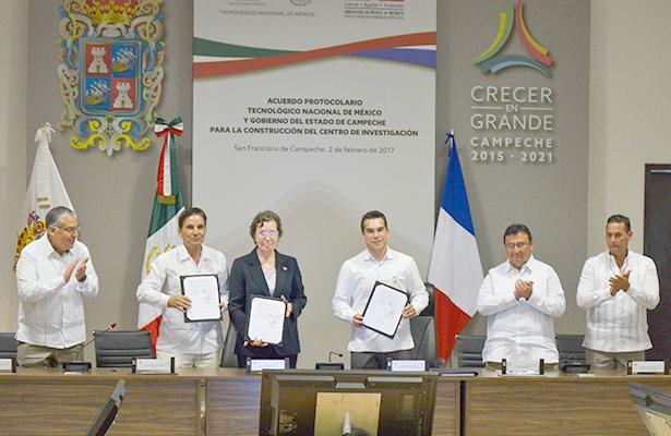 Tendrá Campeche moderno centro de innovación tecnológica