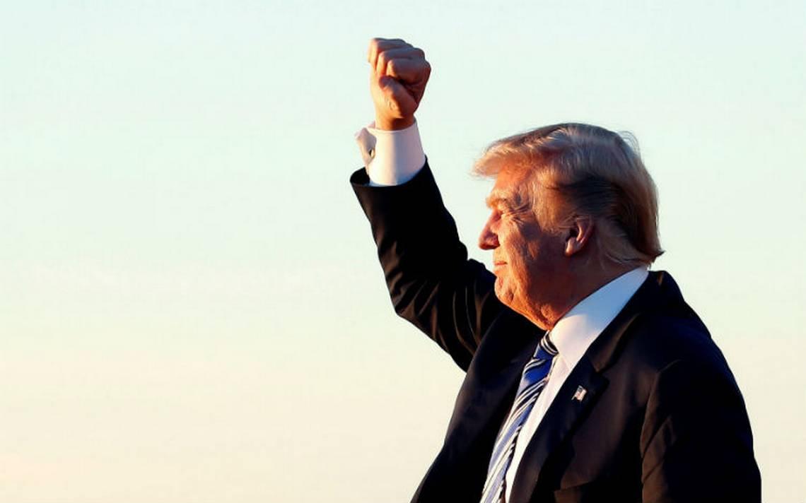 Trump quiere que el Pentágono financie construcción del muro: WP