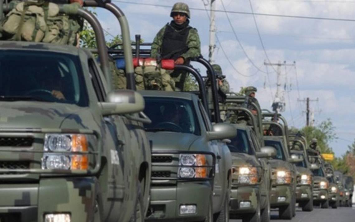 Refuerzan seguridad en la zona de Río Bravo