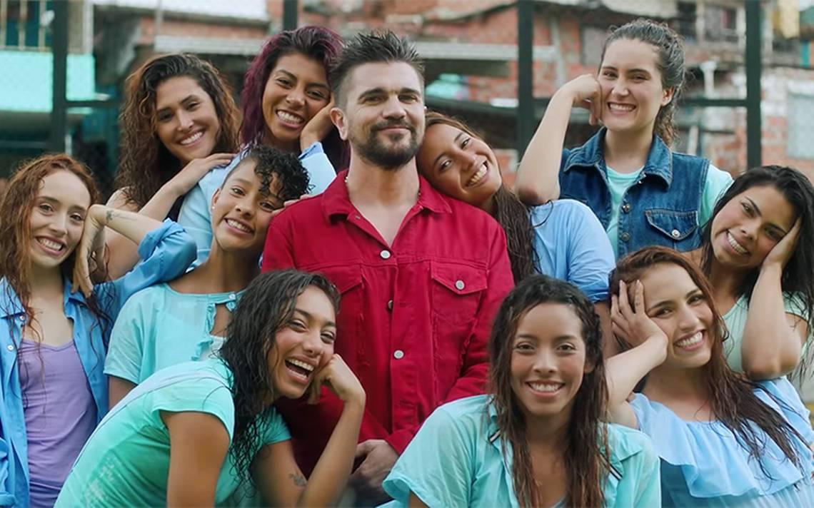 """¿Juanes incursiona en el reggaeton? El cantante sorprende con su nuevo video """"Pa dentro"""""""