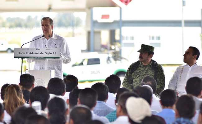 La apuesta económica es el sur del país y la integración con Centroamérica: Meade