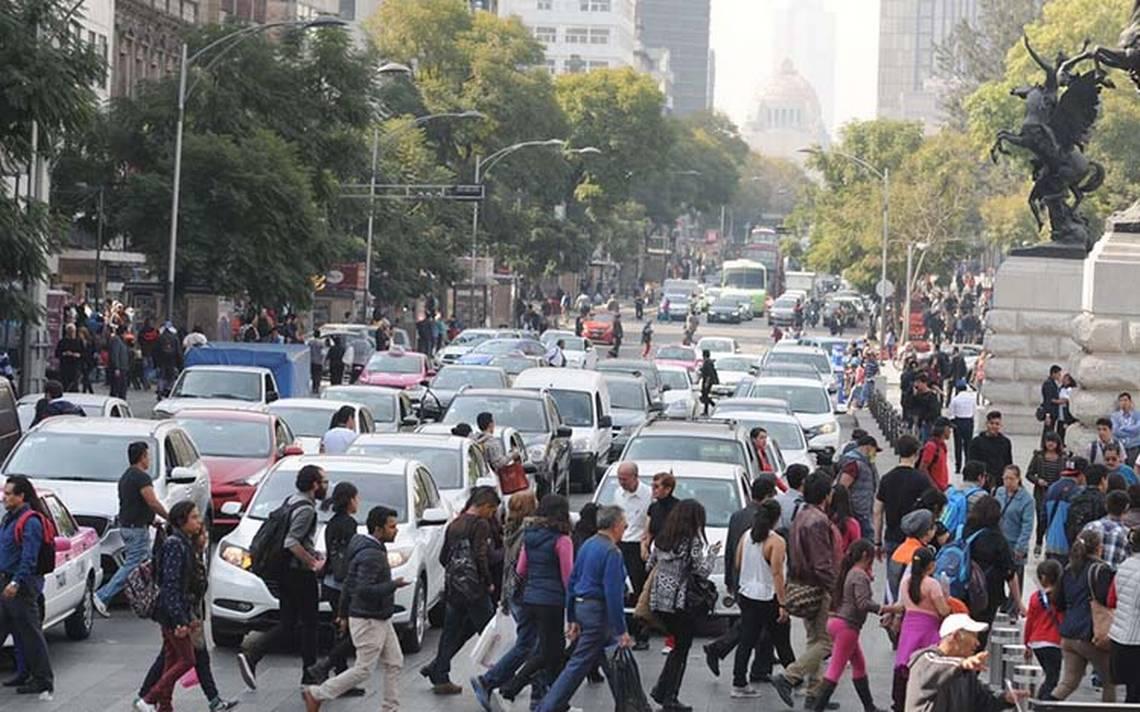 Tiembla en la Ciudad de México, epicentro fue en Pinotepa