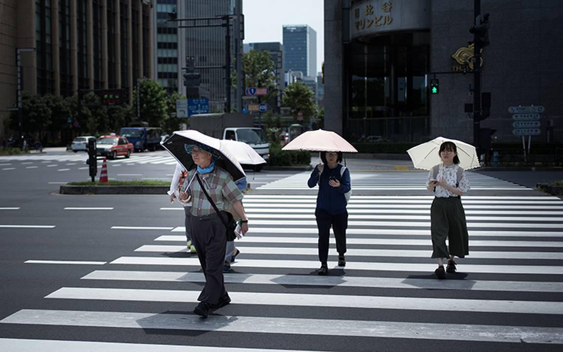 Japón alcanza la temperatura más alta en su historia
