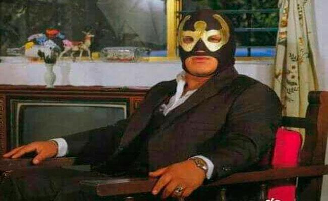Muere Brazo de Oro, leyenda de la lucha libre mexicana