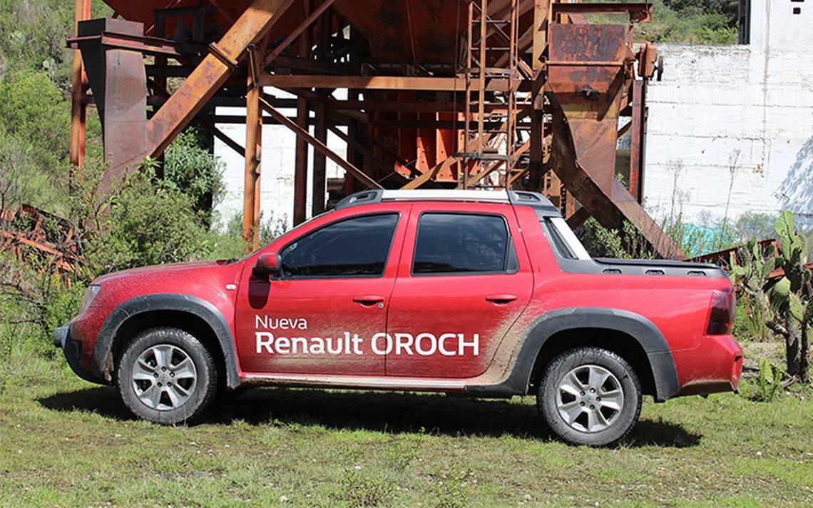 Dualidad a bordo con Renault Oroch
