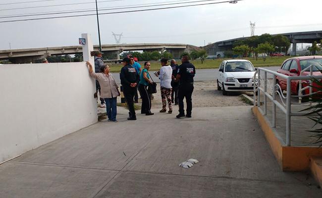 Se rebelan agentes de tránsito de Altamira