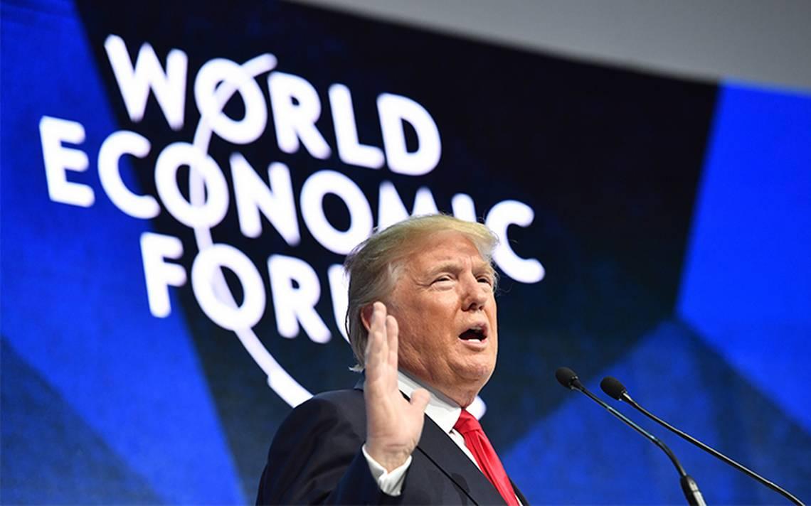 """Trump reclama un comercio """"justo y recíproco"""" para EU y el resto del mundo"""