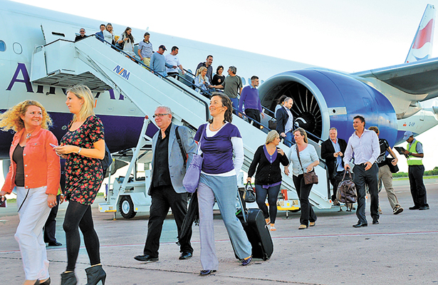 Advierte OMT a EU pérdida millonaria por su política restrictiva de viajes