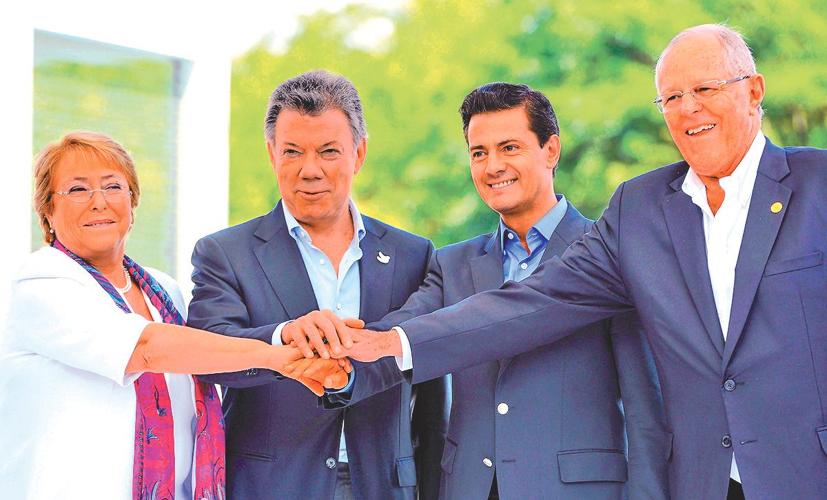 Fortalecen intercambio comercial, se incorporaron cuatro países