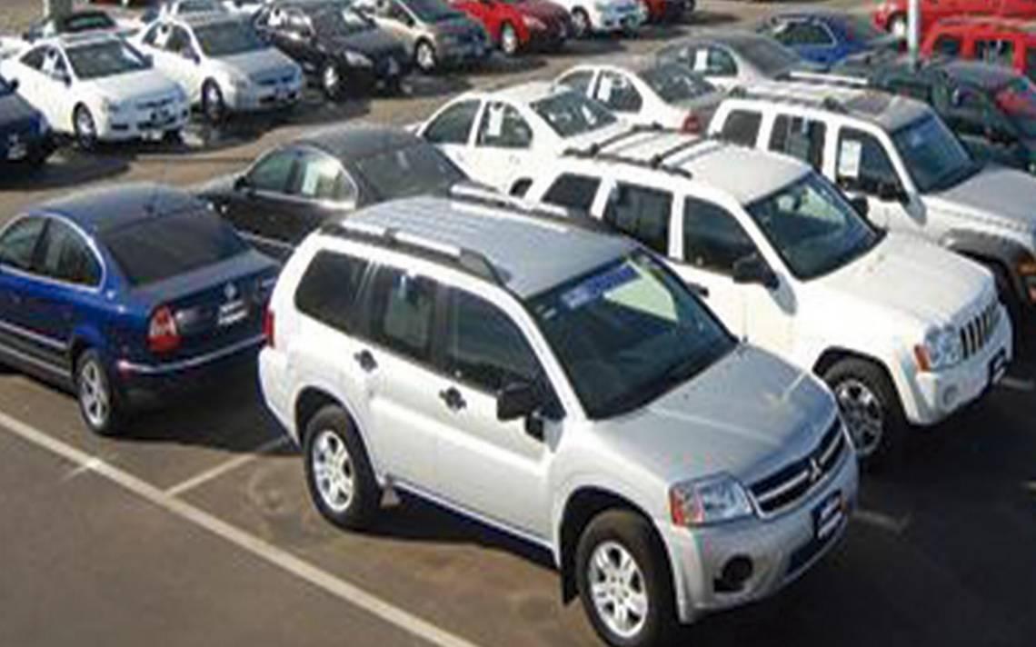 Secretaría de Economía amplía entrada de autos usados