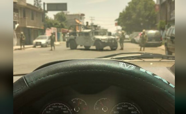 """Confusión y alerta, así reaccionaron habitantes de Tláhuac tras muerte de """"El ojos"""""""
