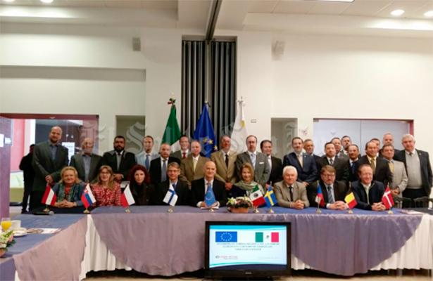 San Luis Potosí es opción para invertir: Unión Europea