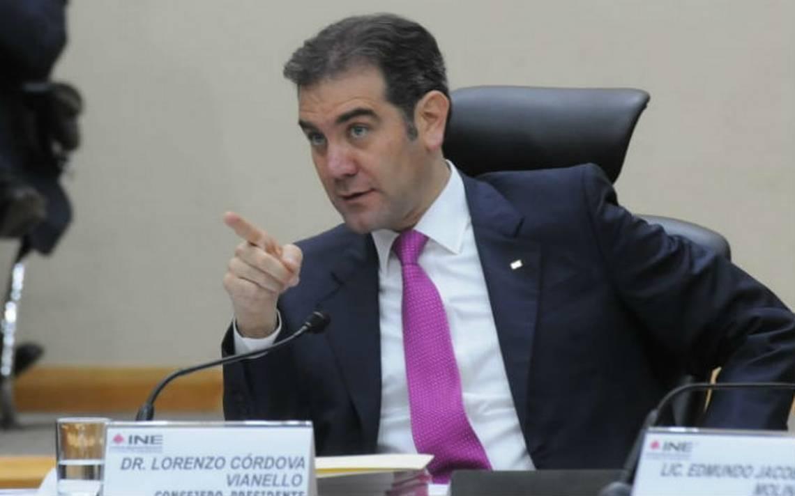 INE rinde primer informe del PREP, AMLO se posiciona sobre sus adversarios
