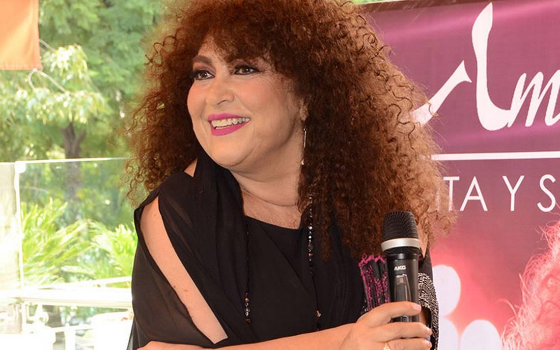 Amanda Miguel afirma que el público le ha mostrado mucho su cariño