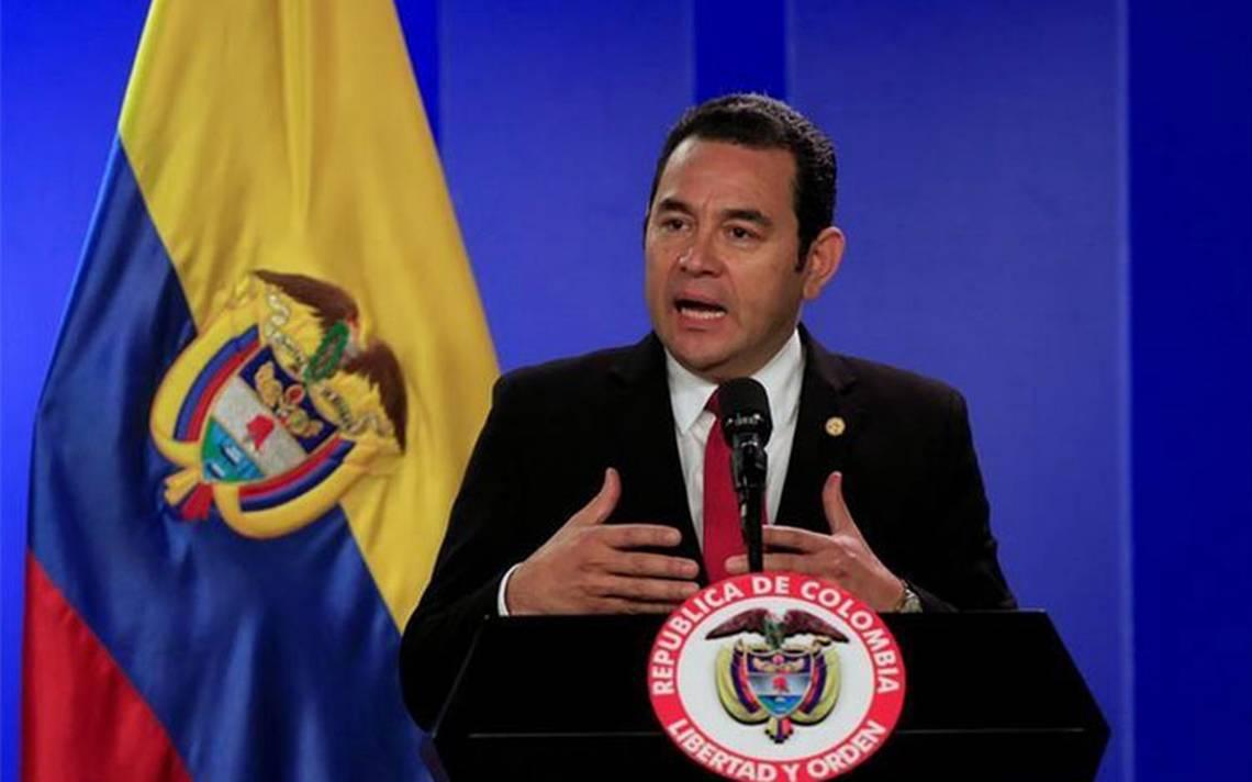 """Guatemala solicita retiro de embajadores de Suecia y Venezuela por """"injerencia"""""""