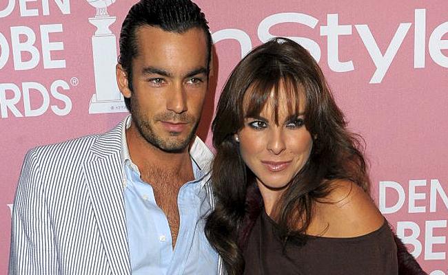 Nunca quise casarme con Aarón Díaz, asegura Kate del Castillo