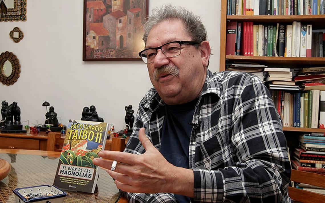 Paco Ignacio Taibo II acepta dirigir el Fondo de Cultura EconA?mica