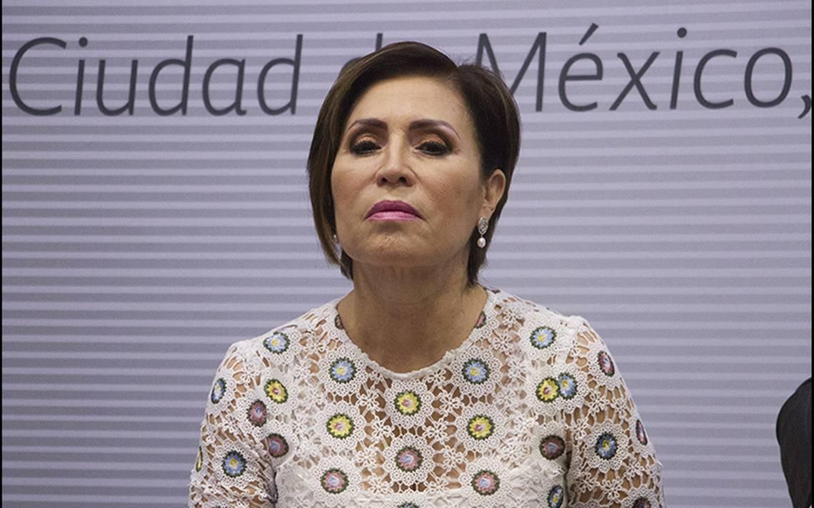 """Rosario Robles anda """"tranquila y sin nada que temer"""" tras acusaciones de desvíos"""
