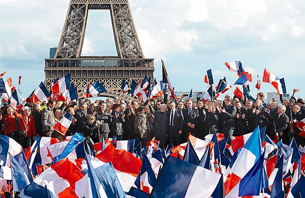 La crisis de la derecha francesa entra en la fase de definiciones