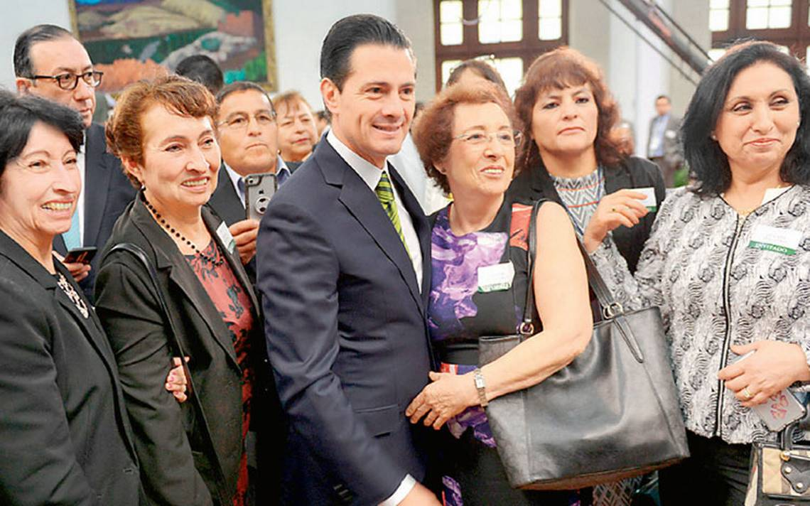Volver al pasado es condenar a los niños: Enrique Peña Nieto