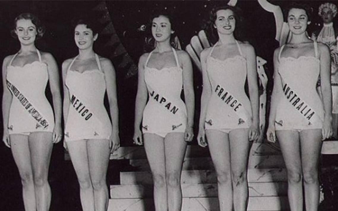 Miss Universo y la belleza a través del tiempo