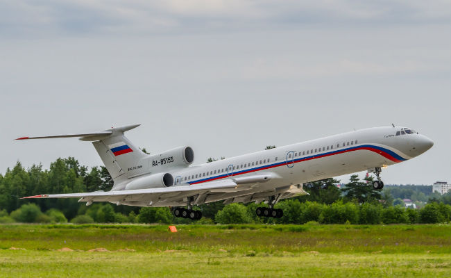 Avión ruso con 91 pasajeros desaparece del radar esta nochebuena