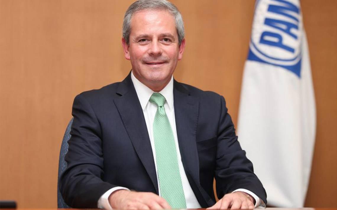 Confirman a Marcelo Torres Cofiño como presidente nacional del PAN