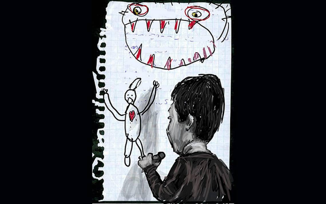 El temblor de los niños… ¿Cómo superarlo? ¿Dibujar para atenuar la tragedia?