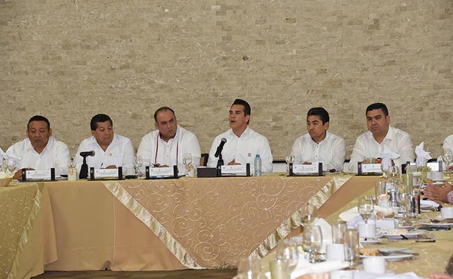 Gestionados 7 mil mdp  para infraestructura  en Campeche