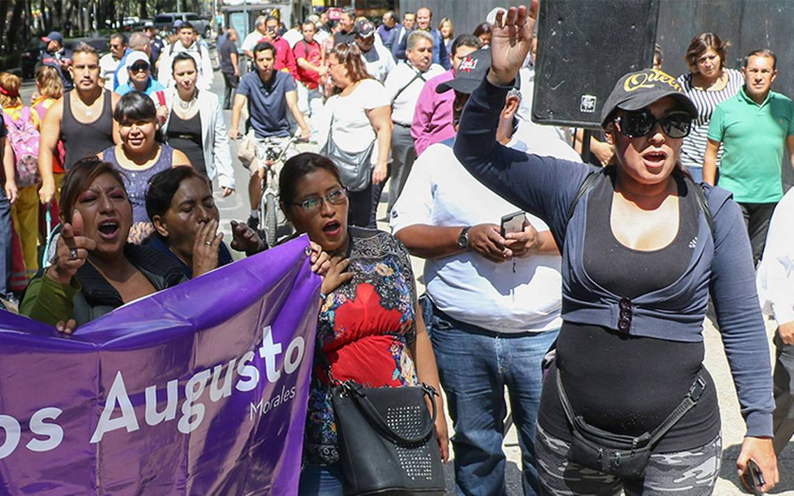 Afectarán vialidad dos manifestaciones en el centro de ciudad