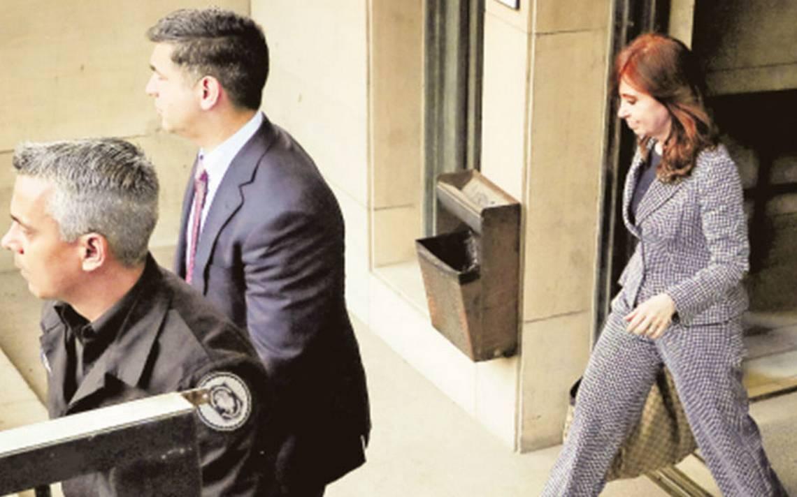Kirchner se deslinda de lavado de dinero