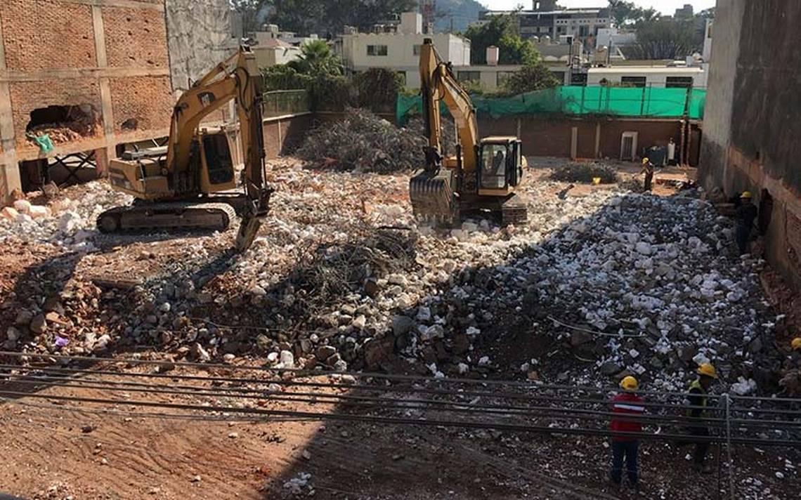 Termina la demolición de Coquimbo 911, edificio que colapsó en el 19S