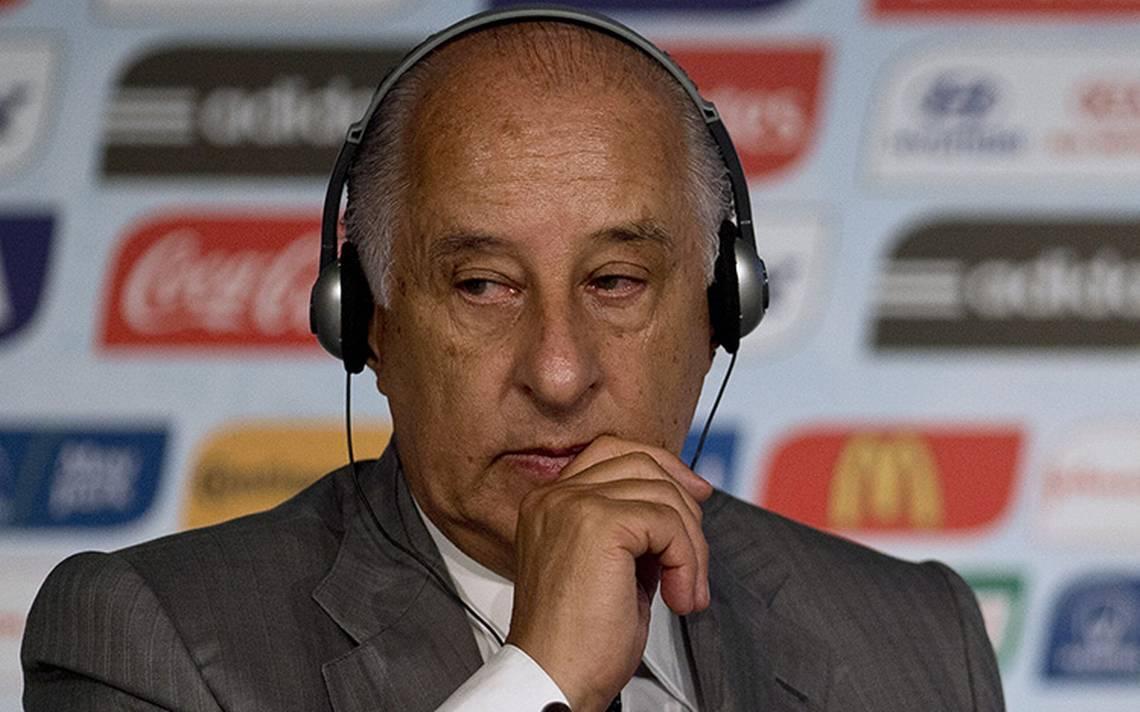 FIFA suspende de por vida a Marco Polo Del Nero por corrupciA?n