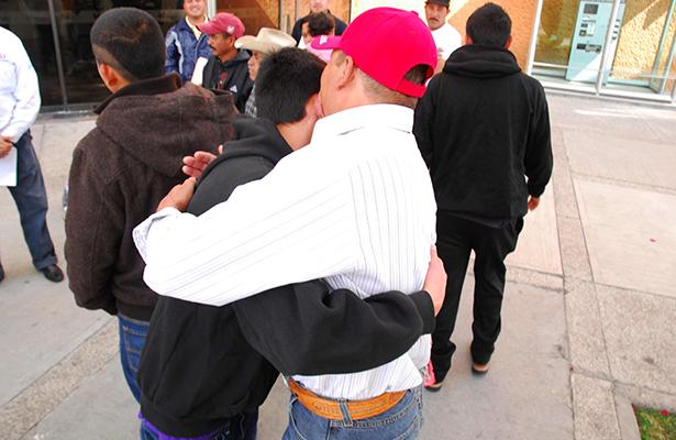 Recibió DIF Guanajuato a 153 adolescentes repatriados