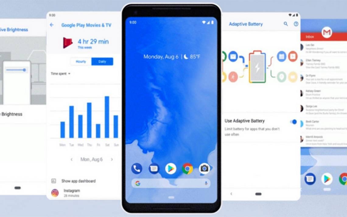 Te presentamos el nuevo Android 9 Pie: aquí todos los detalles