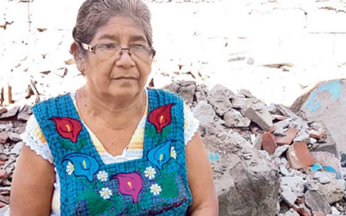 A un año de la tragedia, a medias los arreglos para afectados en Chiapas