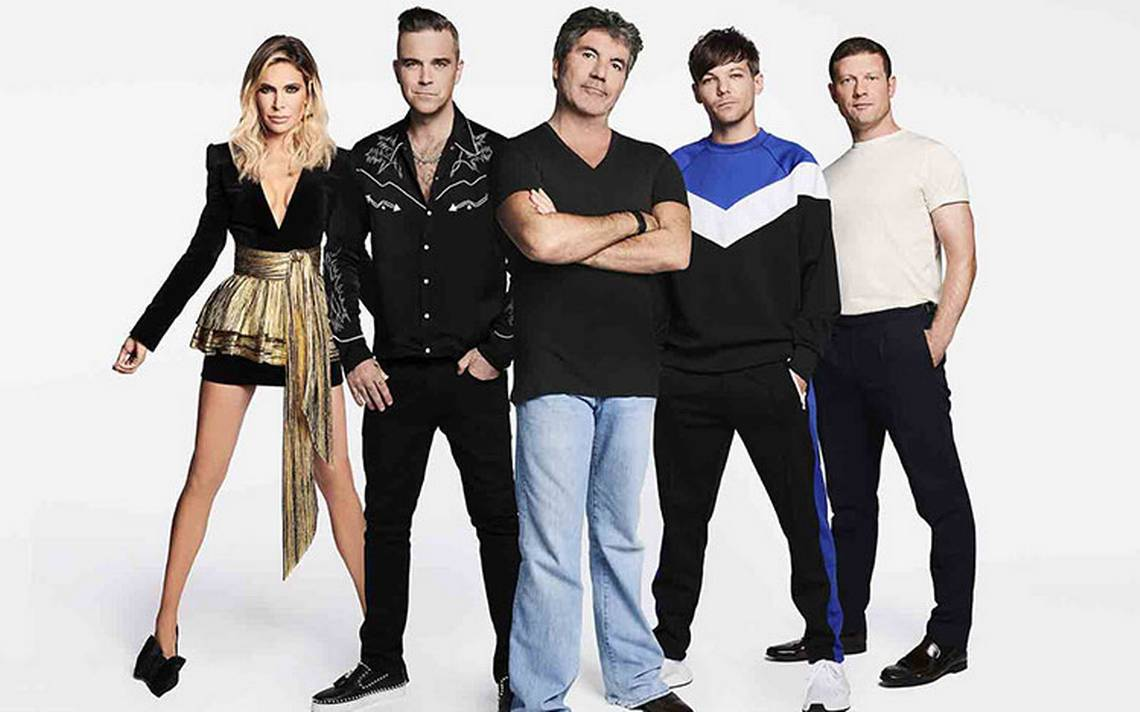 Ayda Field, esposa de Robbie Williams, se suma a El factor X