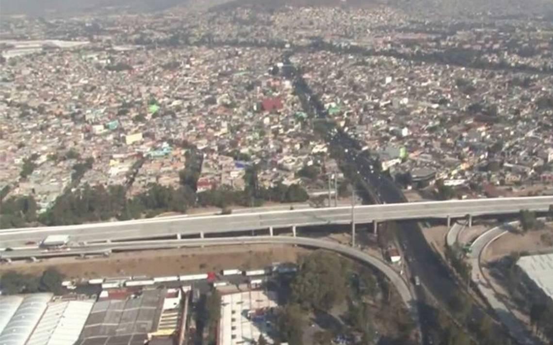 Mala, la calidad del aire en tres municipios del Estado de México