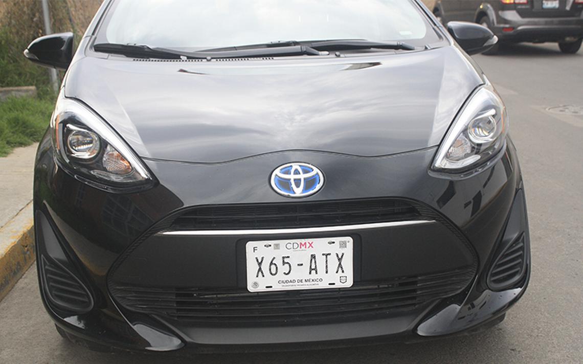 Toyota Prius C el primer subcompacto hatchback híbrido