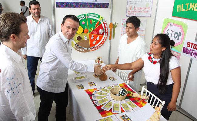 Clausuran encuentro juvenil de IMSS-Prospera en Chiapas