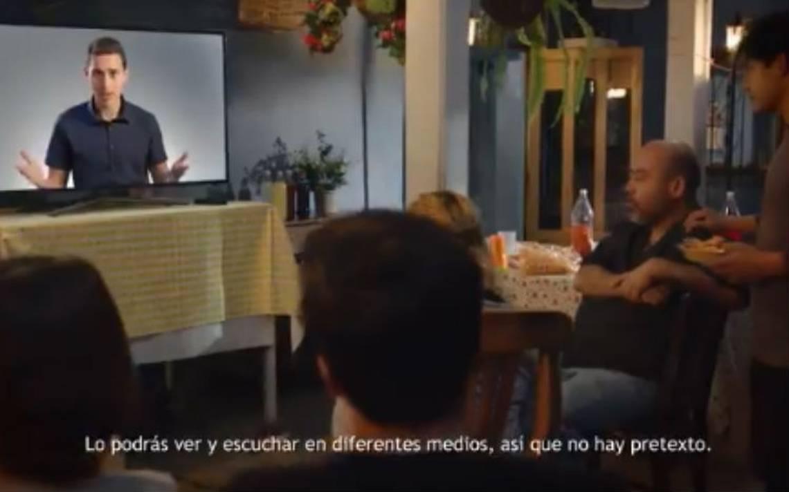 """""""No hay pretexto""""; INE llama a ver o escuchar el primer debate presidencial"""