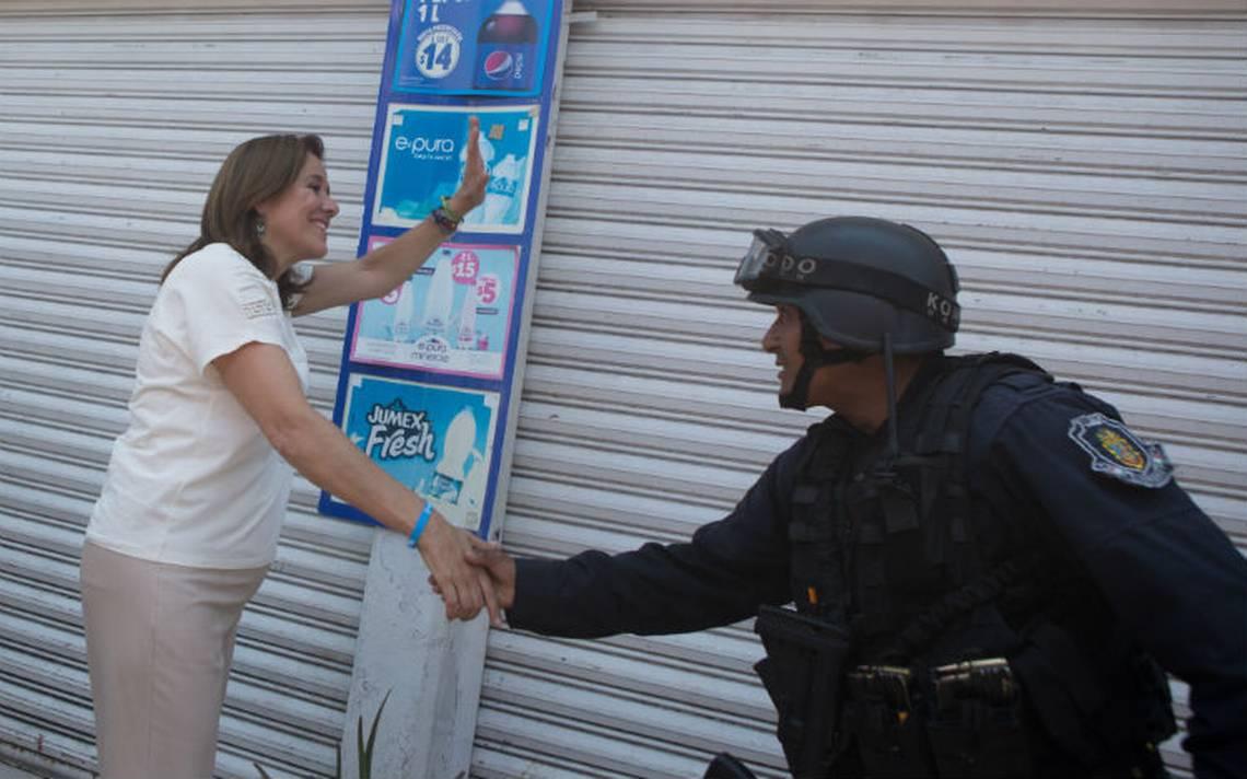 """""""En Guerrero ya no impera la ley""""; Margarita Zavala pide a autoridades poner orden"""